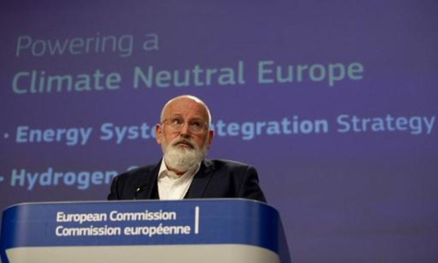 Europese Commissie wil groene waterstof flinke boost geven