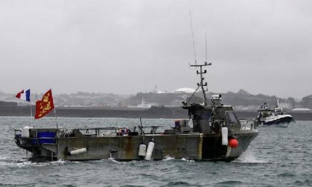 Pêche: deux patrouilleurs français déployés non loin de Jersey