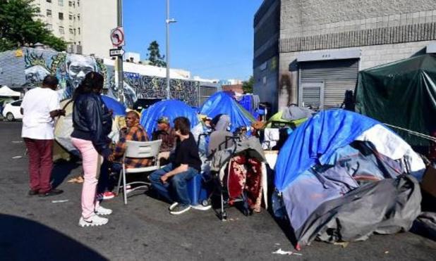 Le gouverneur de Californie veut débloquer 1,4 milliard de dollars pour les sans-abris