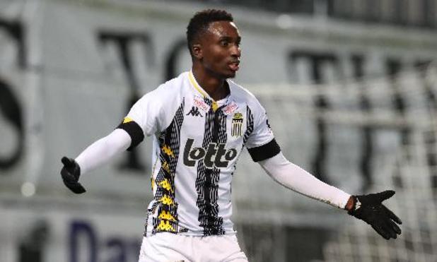 Fin de contrat pour Modou Diagne à Charleroi