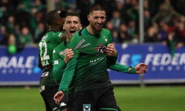 Jupiler Pro League - La victoire de l'espoir pour le Cercle de Bruges à Mouscron