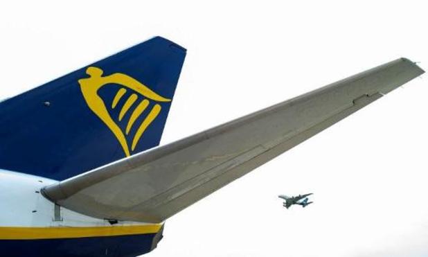 Geen 106, maar 200 banen op de tocht bij cabinepersoneel Ryanair
