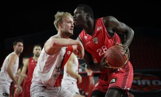 Euromillions Basket League - Victoires pour Anvers, Louvain et Limburg United