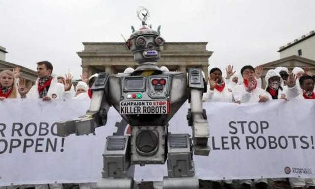 België voorzitter expertengroep over normatieve omkadering Killer Robots