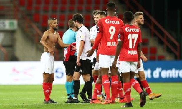 Standard en Charleroi kennen mogelijke tegenstanders Play-offronde Europa League