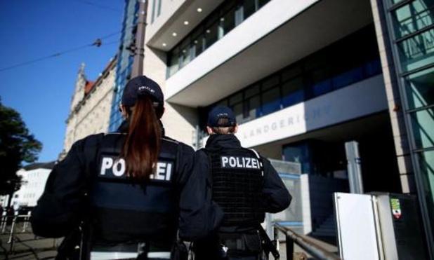 Bijna 400 gevallen van rechtsextremisme bij Duitse diensten