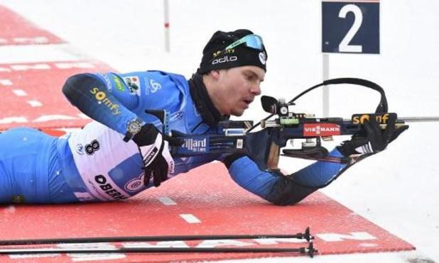 La France gagne le relais messieurs d'Oberhof, la Belgique doublée