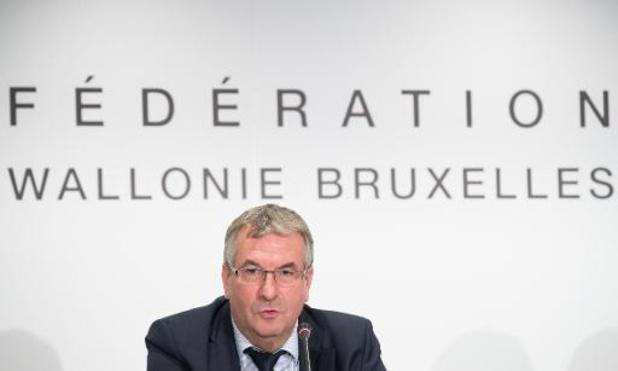 Pierre-Yves Jeholet veut imposer un plafond salarial de 245.000 euros en FWB
