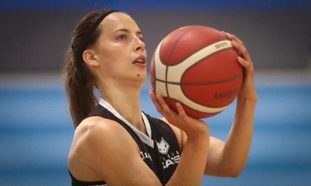 Antonia Delaere reste en Espagne, mais change de club et rejoint Saragosse