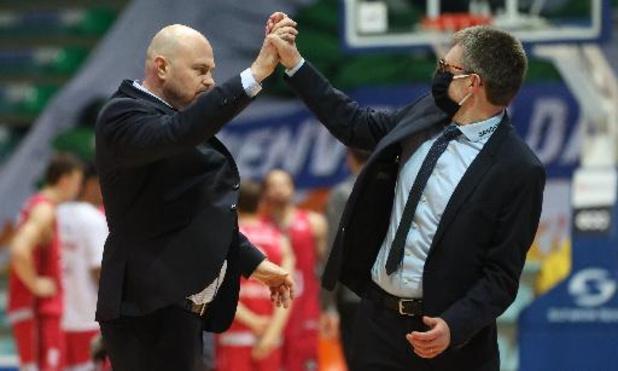 """Euromillions Basket League - Pour Thierry Wilquin, le manager de Mons: """"la saison était déjà réussie avant la finale"""""""