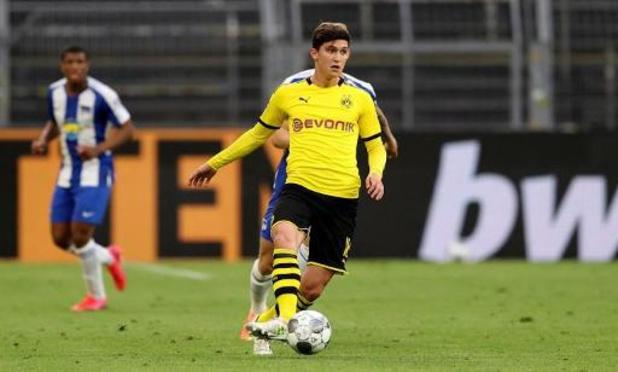 Ligue 1 - Dortmund prête le défenseur argentin Leonardo Balerdi à l'Olympique de Marseille