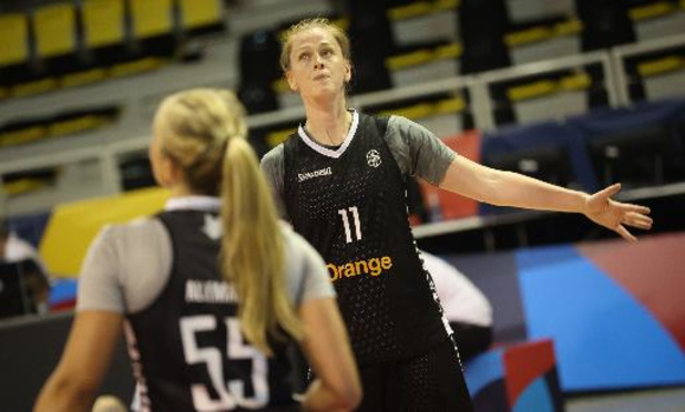 EK basket (v) - Belgian Cats zetten vandaag jacht op eremetaal in met wedstrijd tegen Bosnië