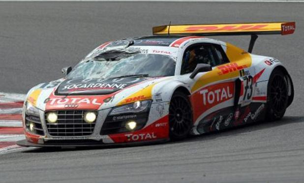 GT4: Double podium pour Stéphane Lémeret (Toyota) au Nürburgring