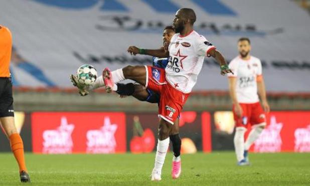 Trois matches d'alignement de Jupiler Pro League au programme mardi et mercredi