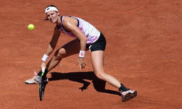 US Open - Greet Minnen passe au second tour en battant l'Argentine Nadia Podoroska