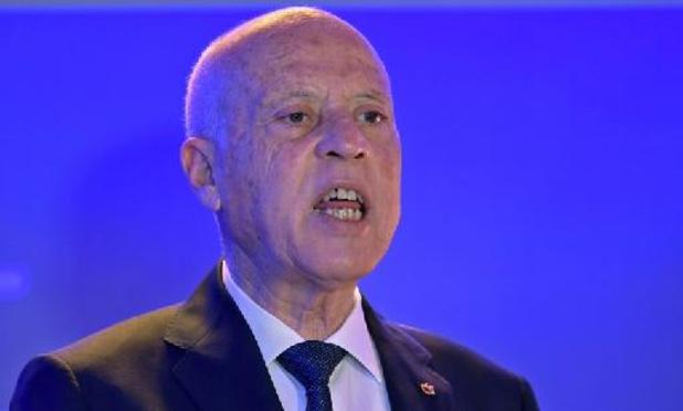President Tunesië ontbindt parlement en ontslaat regeringsleider