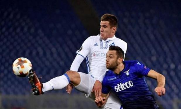 Europa League - Le Dynamo Kiev et les Rangers n'ont pas perdu de points