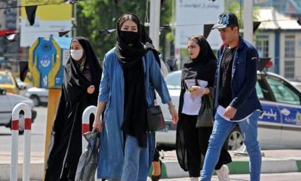 Iran registreert voor het eerst in vijf dagen minder dan honderd doden