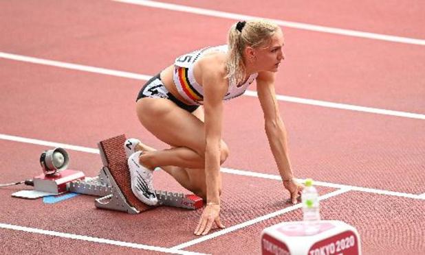 OS 2020 - Hanne Claes sneuvelt in de reeksen van de 400m horden