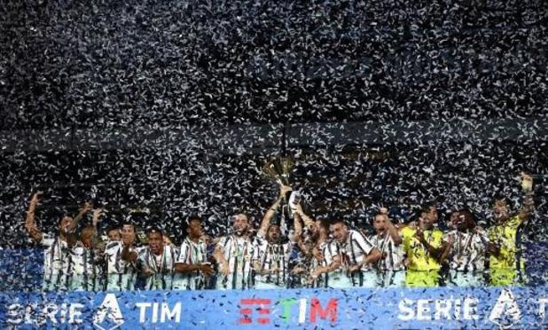 Le coup d'envoi de la nouvelle saison de Série A fixé au 19 septembre