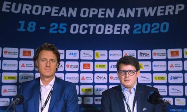 Toernooi van Antwerpen zal ook in 2021 op de kalender staan