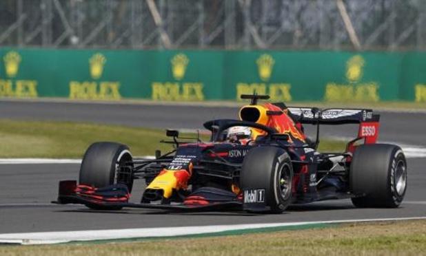 Victoire de Max Verstappen (Red Bull) devant les Mercedes de Hamilton et Bottas