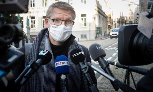 """""""Verstrengen niet de bedoeling, wel duidelijker zijn en alle Belgen mee krijgen"""""""