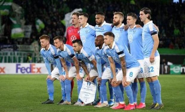 Malmö champion de Suède pour la 21e fois