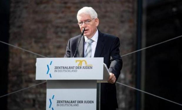 Merkel et le Conseil juif s'alarment d'une montée de l'antisémitisme