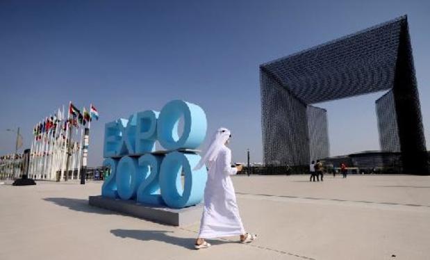L'exposition universelle 2020 de Dubaï ouvre ses portes aux visiteurs