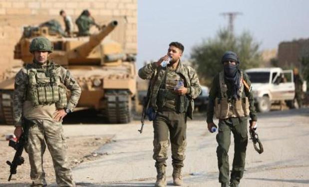 "Human Rights Watch stelt executie van burgers in Turkse ""veiligheidszone"" aan de kaak"