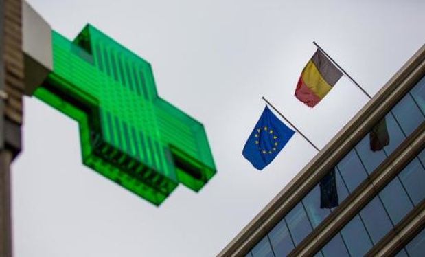 Les pharmaciens ont distribué 1,2 millions de masques gratuits en Belgique