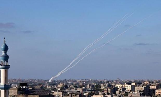 Israëlisch leger: ongeveer 3.150 raketten vanuit Gaza afgevuurd