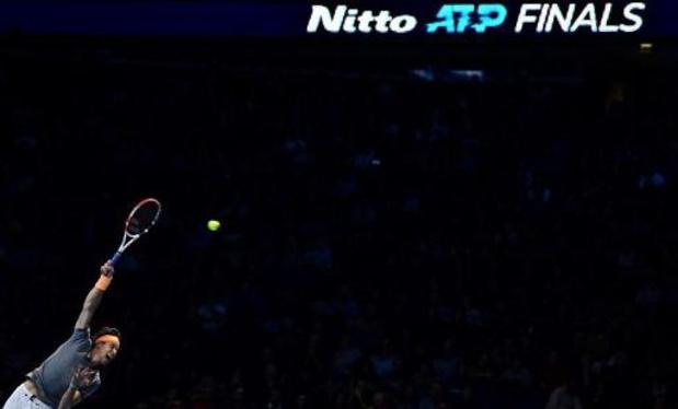 Le Masters ATP se jouera à huis clos à Londres en novembre