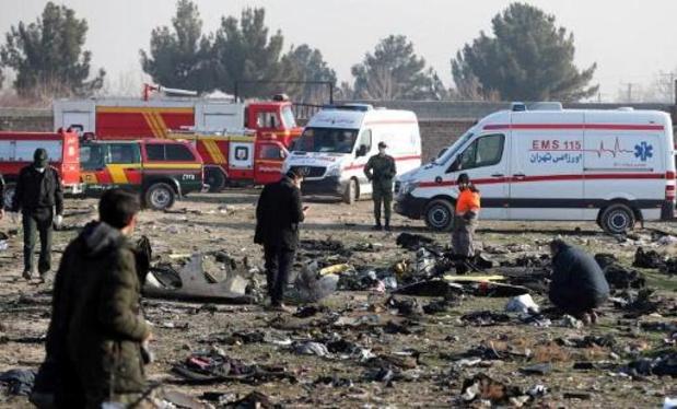 Crash aérien à Téhéran: Kiev étudie sept thèses dont celle d'un missile