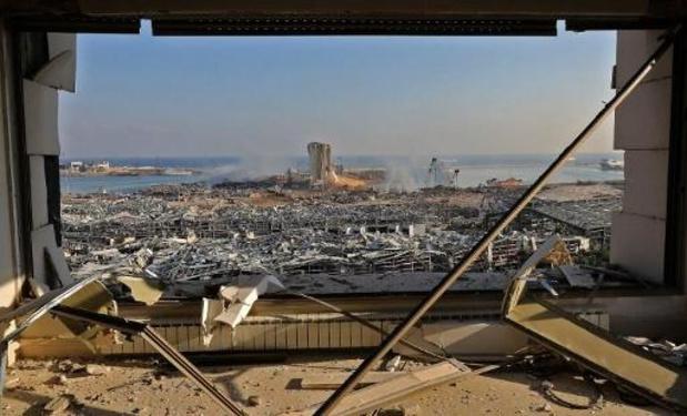 Belg onder dodelijke slachtoffers in explosie Beiroet