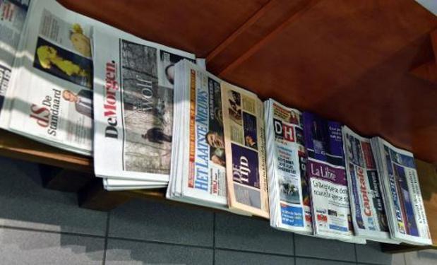 Seul un tiers des Wallons a confiance en les médias, contre la moitié des Flamands