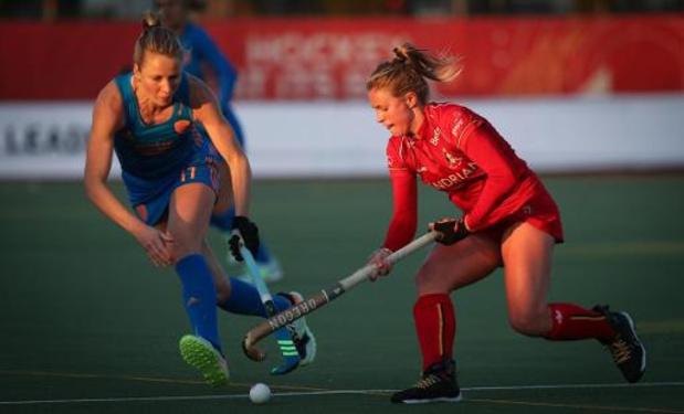 Les Red Panthers s'inclinent 0-4 devant les Pays-Bas pour clôturer leur année