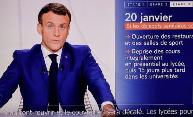 """France: réouverture des """"salles de cinéma, des théâtres et des musées"""" le 15 décembre"""