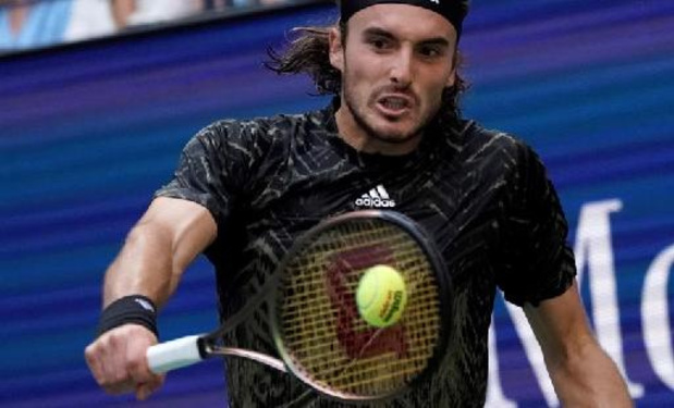 La Grèce privée de Stefanos Tsitsipas pour la Coupe Davis, blessé au pied