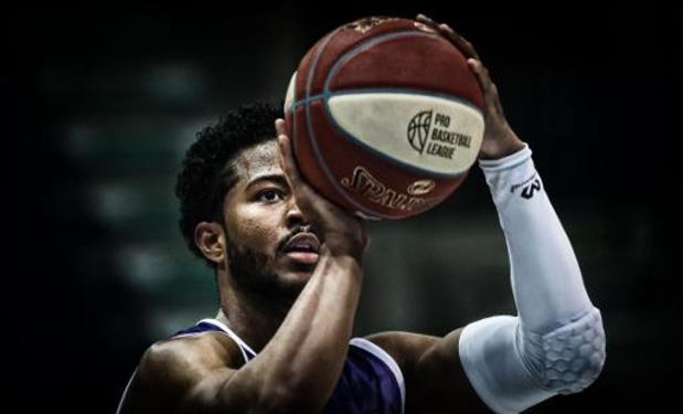 EuroMillions Basket League - Bergen blijft ongeslagen