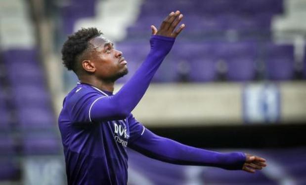 Jupiler Pro League - Pas d'accord entre Dijon et Anderlecht, Dimata reste au RSCA