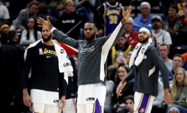 Les Lakers peuvent encore croire aux playoffs, Miami valide son ticket