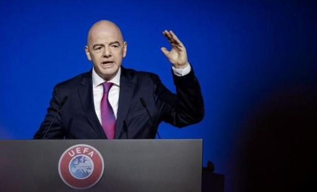La FIFA confirme le report de l'Euro et la Copa America, le Mondial des clubs reporté
