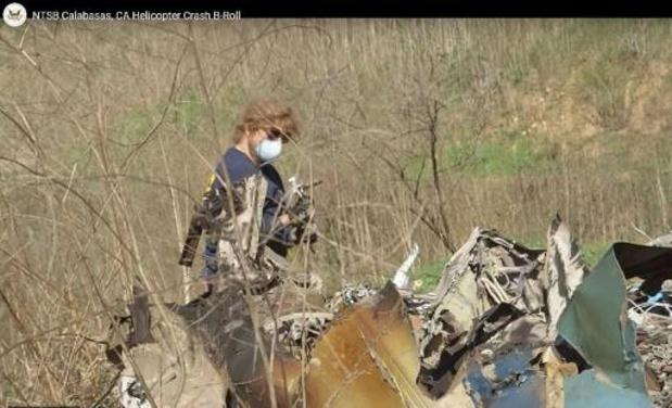 Crash fatal à Bryant: des enquêteurs écartent la défaillance du moteur