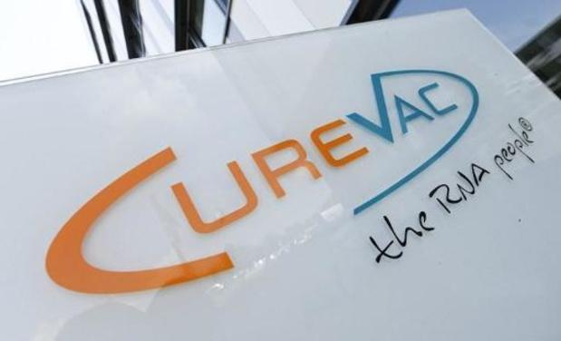La Belgique réserve 2,9 millions de doses du candidat vaccin de CureVac