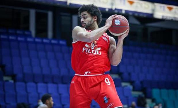 Euromillions Basket League - Ostende sans pitié pour Mons, le Brussels enchaîne