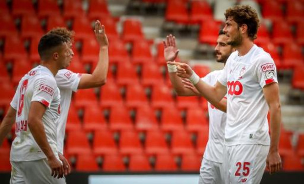 Jupiler Pro League - Amical : le Standard s'incline face à Nice