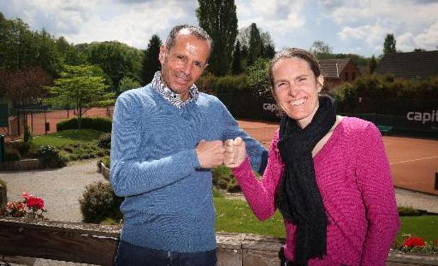 Carlos Rodrigues, ancien entraîneur de Justine Henin, rejoint la Justine Henin Academy