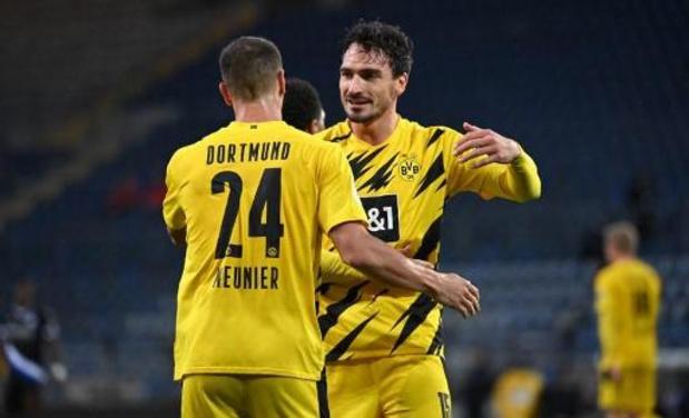 Thomas Meunier met en garde Dortmund pour le déplacement à Bruges